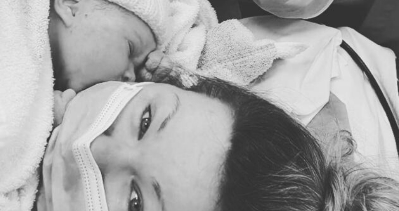 Positive Birth Story – C-Section after induction